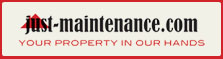 just maintenance - your property in our hands